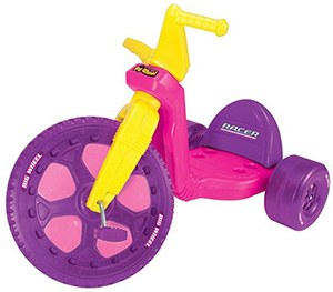 The Original Girls Big Wheel 16""