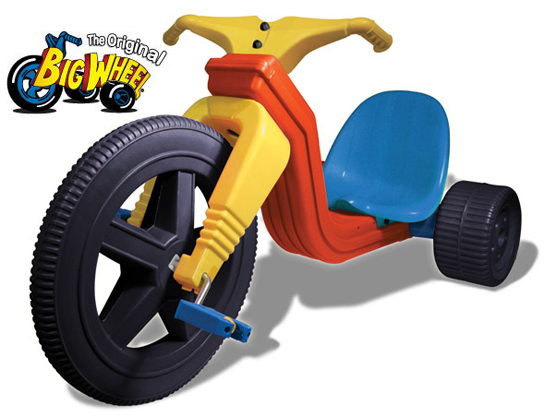 "The Original Big Wheel The Original Big 16"" Wheel HOT CYCLE Limited Edition Trike at Sears.com"