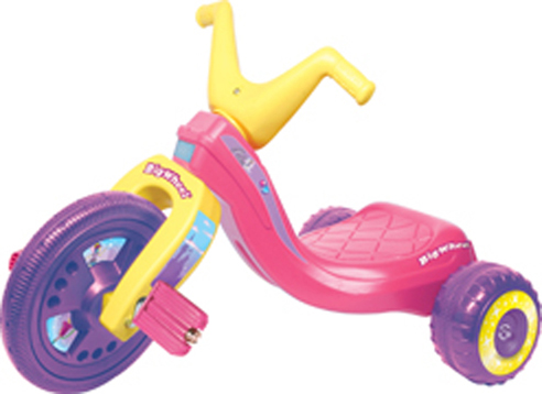 "The Original Big Wheel Lil' PrincessThe Original Big Wheel 9"" Trike at Sears.com"
