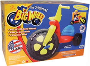 Original Big Wheel 16