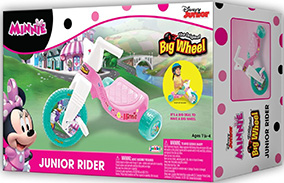 Big Wheel Minnie Mouse racer Rider
