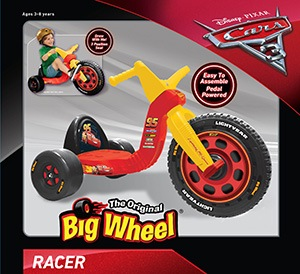 Big Wheel Original VARS 3