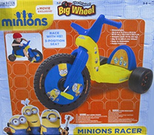 Big Wheels Minions 16In