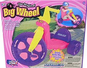 "Big Wheel Racer 16"" Girl's"