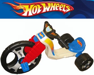 Hot Wheels Big Wheel Racer